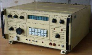 R-697 Guys is a professional marine radio receiver
