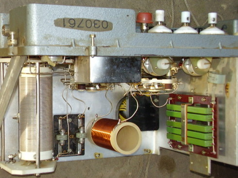 Matching device from the R-130m radio station.
